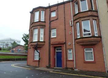 Thumbnail 1 bed flat to rent in Nelson Street, Largs, Ayrshire