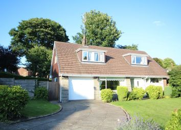 Thumbnail 4 bedroom detached house for sale in Midge Hall Drive, Bamford, Rochdale