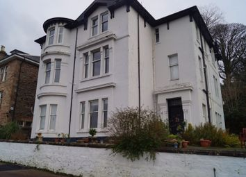 Thumbnail 2 bed flat for sale in Bishop Terrace, Rothesay, Argyll And Bute