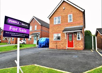 Thumbnail 3 bed detached house for sale in Blackbrook Drive, Wrexham