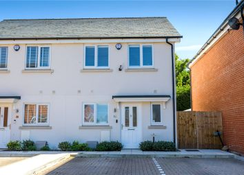 Highwell Gardens, Hawkwell, Hockley, Essex SS5. 2 bed semi-detached house for sale