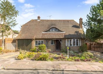 Thumbnail 4 bed detached bungalow for sale in Old Mill Close, Brighton
