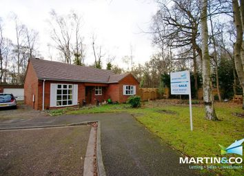 Thumbnail 3 bed detached bungalow for sale in Chippendale Close, Lincoln