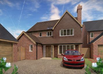 Thumbnail 5 bed detached house for sale in Holt Croft Close, Breaston, Derby