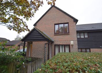 Thumbnail 1 bedroom flat for sale in Nicotiana Court, Church Crookham, Fleet