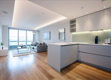 Thumbnail 1 bedroom flat to rent in Canaletto Tower, Islington, London