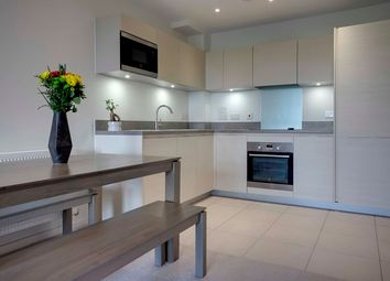 Thumbnail 2 bed flat for sale in Prowse Court, Edmonton
