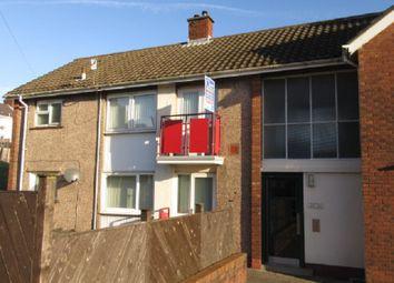 Thumbnail 1 bed flat for sale in Trewyddfa Gardens, Morriston, Swansea.