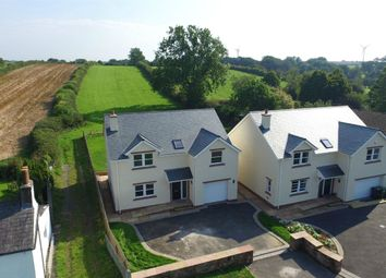 Thumbnail 4 bed detached house for sale in Plot 1, Westnewton, Wigton, Cumbria