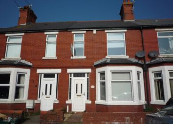 Thumbnail 3 bed terraced house to rent in Victoria Road, Barry
