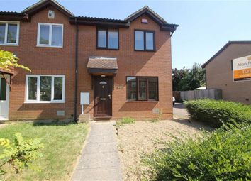 Thumbnail 3 bed semi-detached house to rent in Wagner Close, Browns Wood, Milton Keynes