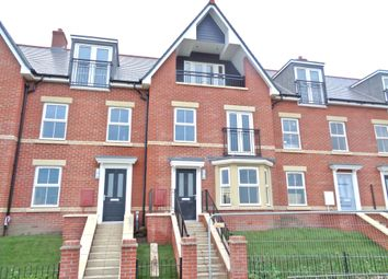 Thumbnail 3 bed terraced house to rent in Marine Parade Walk, Felixstowe