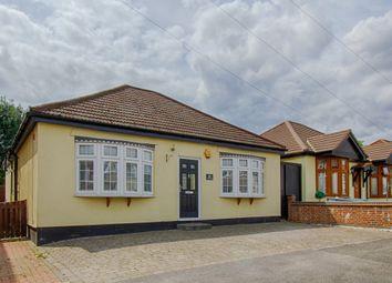 Thumbnail 3 bed semi-detached bungalow for sale in Cranham Road, Hornchurch