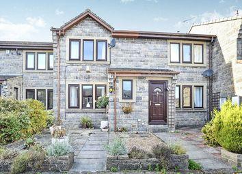 Thumbnail 2 bed terraced house for sale in Adam Croft, Cullingworth, Bradford