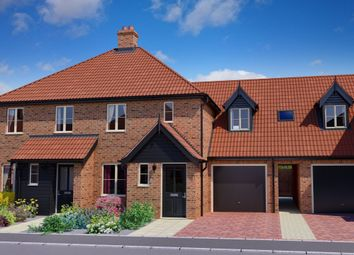 Thumbnail 3 bedroom terraced house for sale in Martham Road, Hemsby, Great Yarmouth