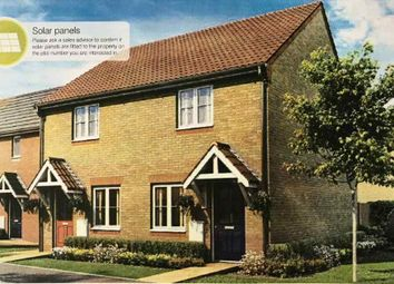 Thumbnail 2 bed semi-detached house for sale in Main Road, Barleythorpe, Oakham