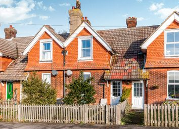 Thumbnail 3 bed terraced house for sale in Chartham Downs Road, Chartham, Canterbury