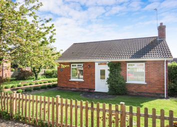 Thumbnail 2 bedroom detached bungalow for sale in Church Lane, Croft, Skegness