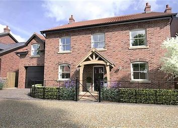 Thumbnail 5 bed detached house for sale in The Paddocks, Bishop Monkton, Harrogate
