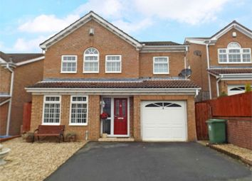 Thumbnail 4 bed detached house for sale in Riverside, South Church, Bishop Auckland, Durham