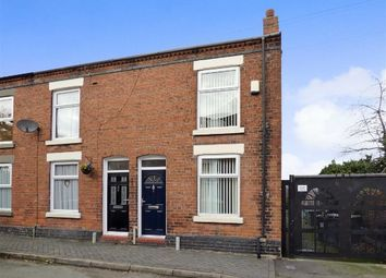 Thumbnail 2 bedroom end terrace house for sale in Roebuck Street, Crewe