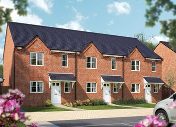 "Thumbnail 3 bed property for sale in ""The Southwold"" at Crewe Road, Haslington, Crewe"