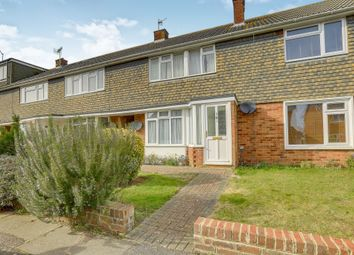 Thumbnail 3 bed terraced house for sale in Mill Close, Portslade, Brighton