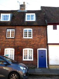 Thumbnail 2 bed terraced house to rent in Trinity Street, Salisbury