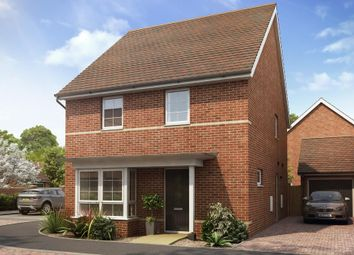 "Thumbnail 4 bed detached house for sale in ""Midford"" at Botley Road, Southampton"