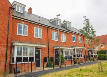 Thumbnail 4 bed terraced house for sale in Needlepin Way, Buckingham