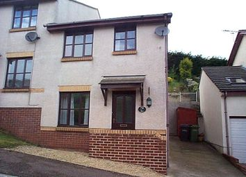 Thumbnail 3 bedroom semi-detached house to rent in Elm Road, Brixham