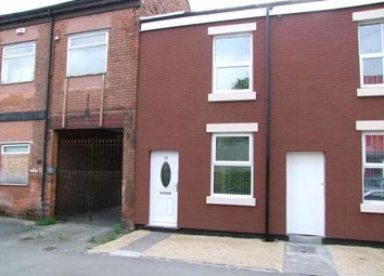 Thumbnail 2 bedroom terraced house for sale in Guild Street, Burton-On-Trent