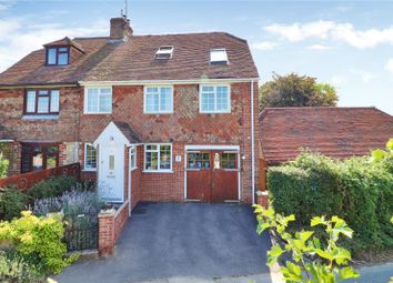5 bed semi-detached house for sale in Primrose Cottages, Lenham Heath, Maidstone, Kent ME17