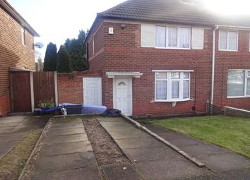 Thumbnail 3 bed property to rent in Sundridge Road, Great Barr, Birmingham