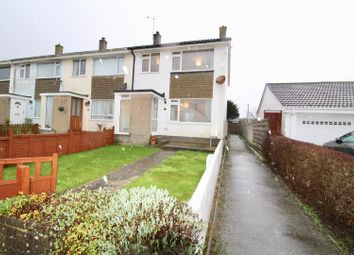 Thumbnail 3 bed semi-detached house to rent in Trenethick Avenue, Helston