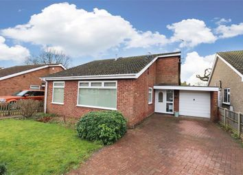 Thumbnail 3 bed bungalow for sale in Swallow Avenue, Skellingthorpe, Lincoln
