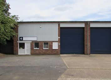 Thumbnail Light industrial to let in Unit 6, Crofton Close Industrial Estate, Lincoln, Lincolnshire