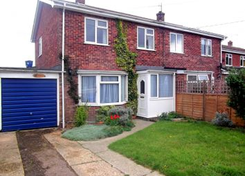 Thumbnail 3 bedroom property for sale in Top Road, Ilketshall St. Andrew, Beccles