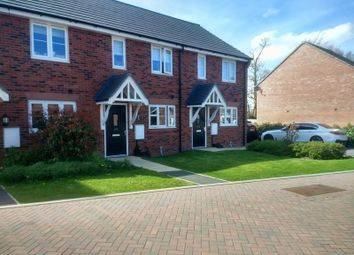 Thumbnail 2 bed terraced house for sale in The Oaks, Davenham, Northwich
