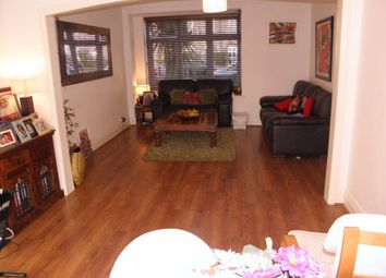 Thumbnail 4 bedroom terraced house to rent in South Park Crescent, Catford
