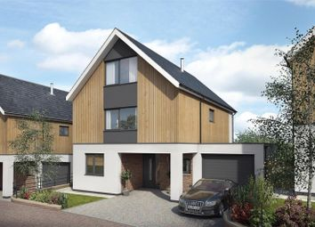 Thumbnail 4 bed detached house for sale in The Close, Llangrove, Ross-On-Wye, Herefordshire