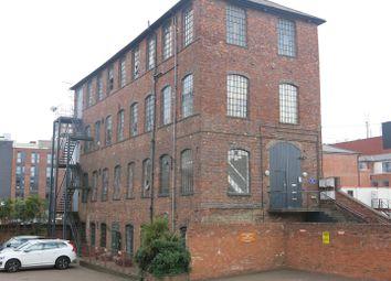 Broughton Works, 27 George Street, Birmingham B3