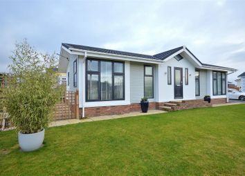 Thumbnail 2 bed mobile/park home for sale in Hill Cottages, Flag Hill, Great Bentley, Colchester