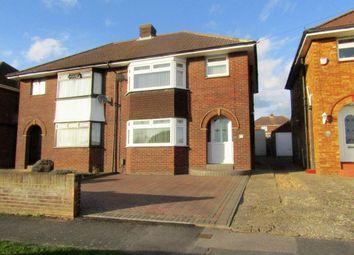 Thumbnail 3 bedroom semi-detached house for sale in Kelvin Grove, Portchester, Fareham