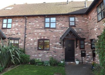 Thumbnail 3 bed terraced house for sale in Loweswater Court, Gamston, Nottingham
