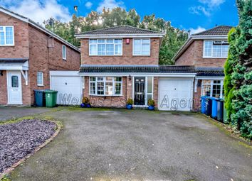 Thumbnail 3 bed link-detached house for sale in The Nook, Cheslyn Hay, Walsall