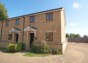 Thumbnail 2 bed end terrace house for sale in Old School Lane, Fritwell, Bicester