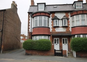Thumbnail 3 bed maisonette for sale in Station Road, Filey