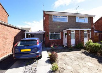 Thumbnail 2 bed semi-detached house for sale in Burford Avenue, Wallasey, Merseyside