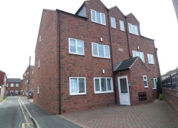 Thumbnail 2 bed flat to rent in Elton Street, Grantham